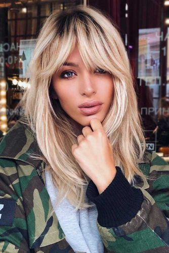 What Type Of Bangs Suit Your Face Shape The Best Fringe Miss Minimalista Hairstyles 2021